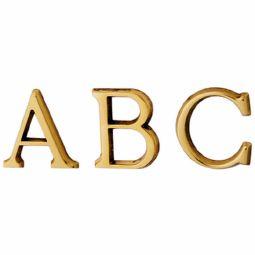 Grossbuchstaben A - Z