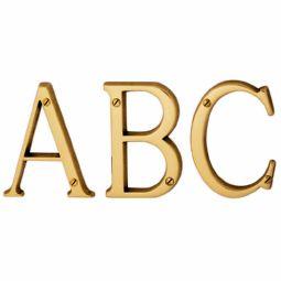 Lettere majuscoli A - Z