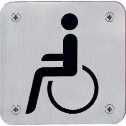 Hinweisschild Behinderte