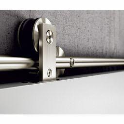 Schiebetürgarnitur für Holztüren Serie Ten square