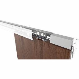 Schiebetürgarnitur ALU 100 NEO PRO ET3 Holz