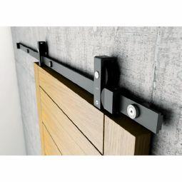 Garnitura per porta scorrevole in legno Serie Charriot