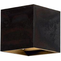 Lampada a parete Serie Cube
