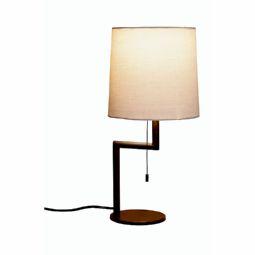 Nachttischlampe Serie Curved